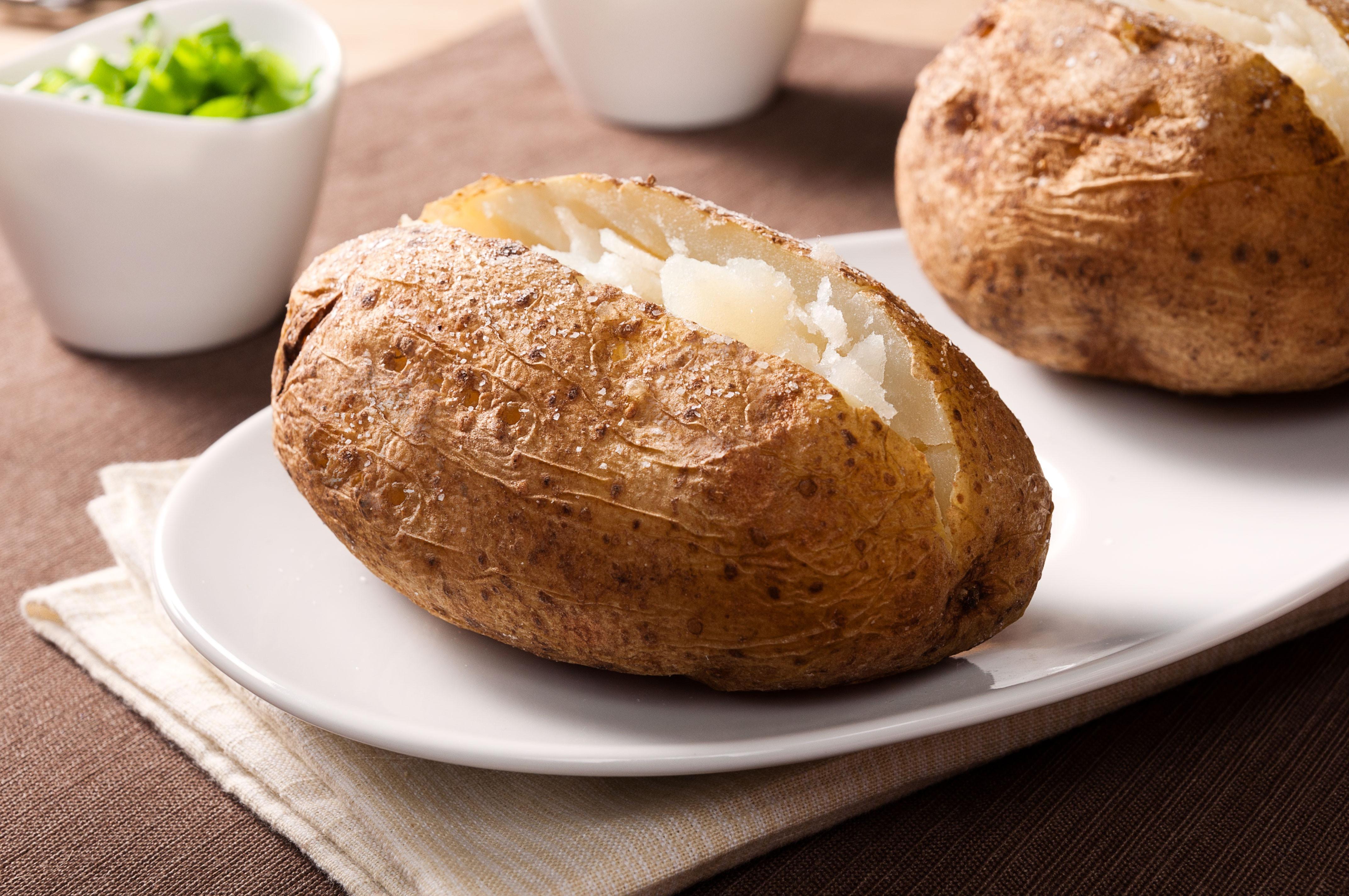 21 Best Baked Potato Alton Brown - Best Round Up Recipe ...