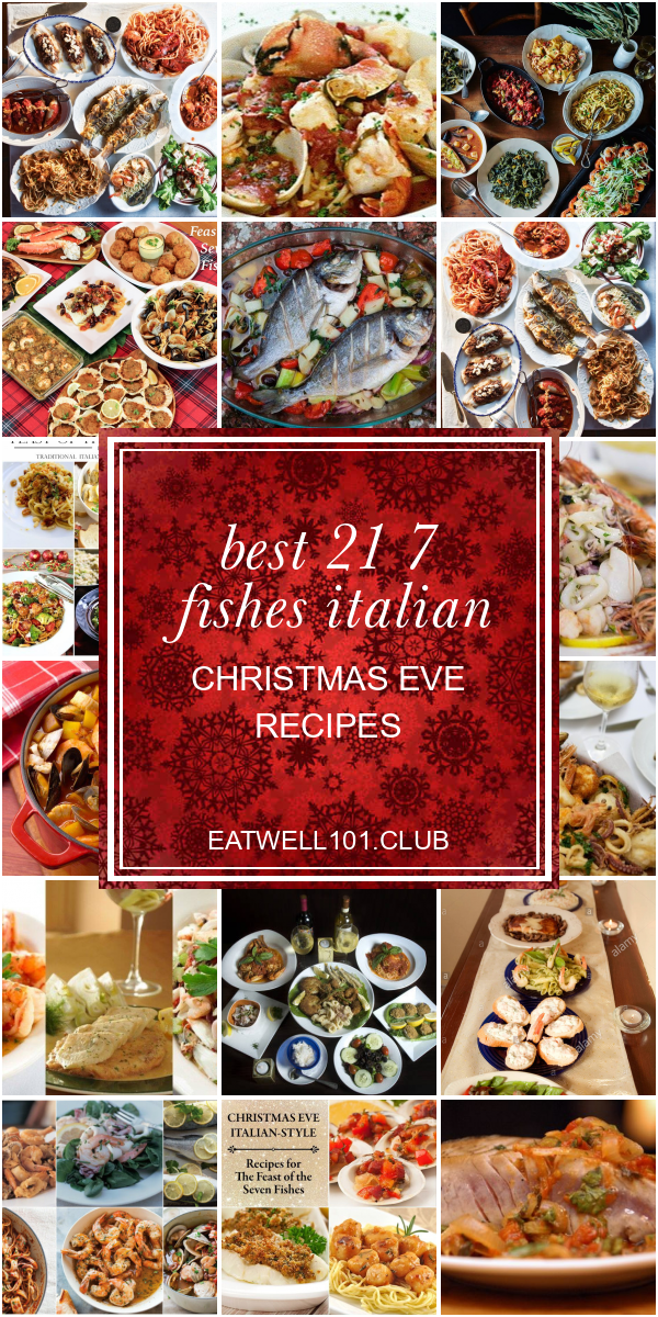 7 Fishes Christmas Eve Italian Recipes.Christmas Recipes Archives Best Round Up Recipe Collections
