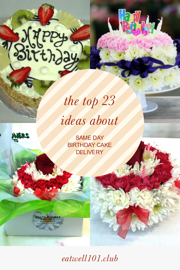 Peachy The Top 23 Ideas About Same Day Birthday Cake Delivery Best Personalised Birthday Cards Epsylily Jamesorg